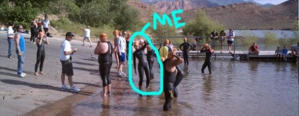 Kau Wela Open Water Swim Competition