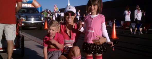 Racing for a Cause - Save-a-Sister 5k/10k