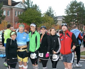 """""""Dos Cajones"""" and a """"Spare Tire"""" - Expedition St. George 50 Mile Team Relay"""