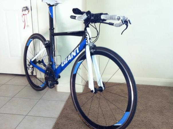 Bike For Sale Giant Trinity Alliance 1 St George Fitness And