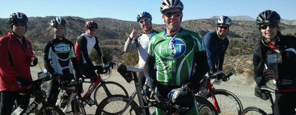 St. George Ironman Winter Training Camp - Ironman Training Week 13