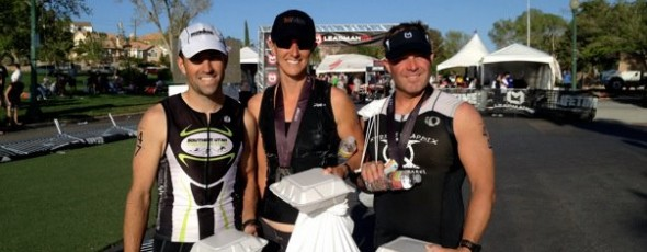 RACE REPORT:  Leadman 125K - How Not to Die During a Triathlon