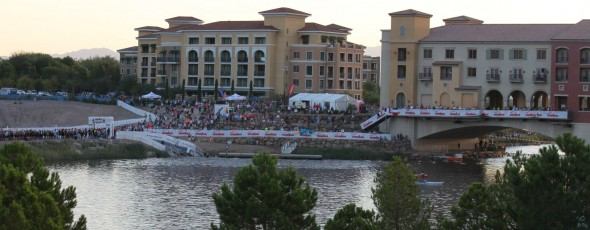 RACE REPORT:  Ironman World Championship 70.3