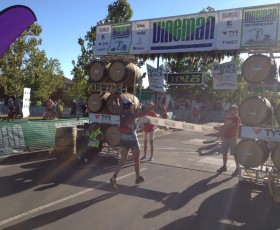 Race Report - Vineman (140.6) 2013