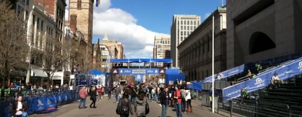 Marathon Challenge - Part 3......Boston!
