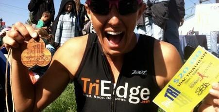 RACE REPORT:  Spring SHAC Sprint Triathlon