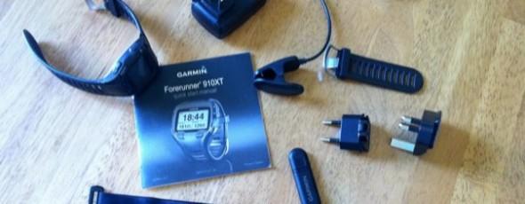GEAR REVIEW  Garmin 910XT