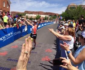 Ironman St. George 70.3 - US Pro Championships 2013